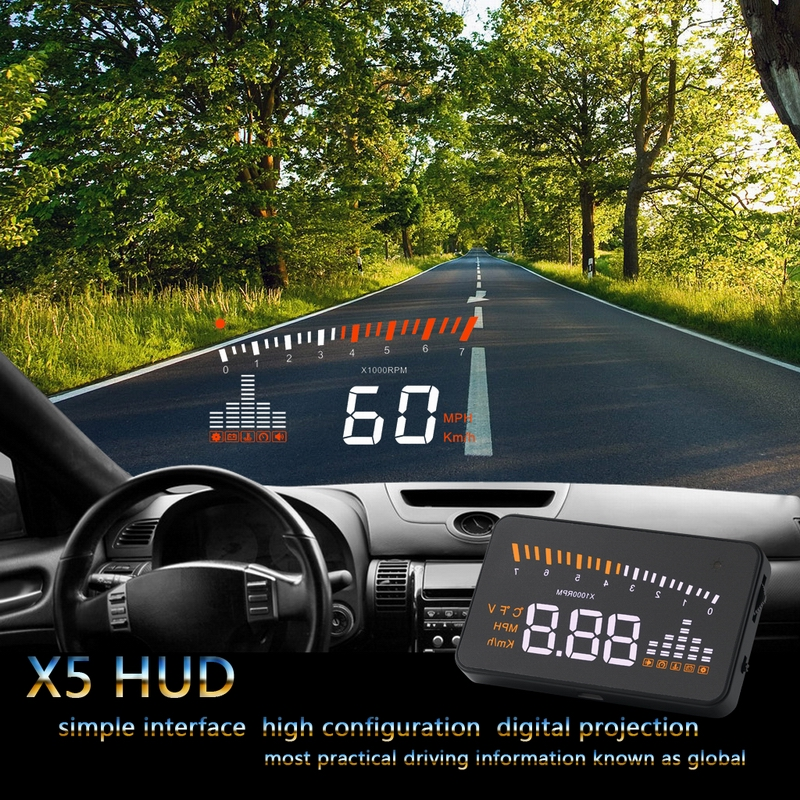 3 colių ekranas, Automobilių hud head up display Digital automobilių spidometro mercedes benz cla200 cla250 cla260 c200 c250 c300 e250 e300